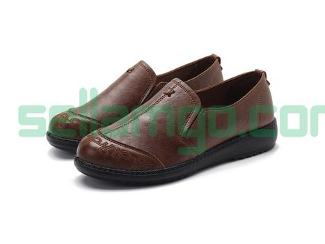 Women Shoes Slip On Lazy Casual Comforta...