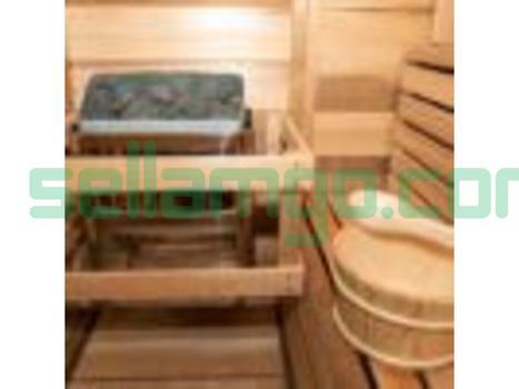 High Quality Indoor Sauna