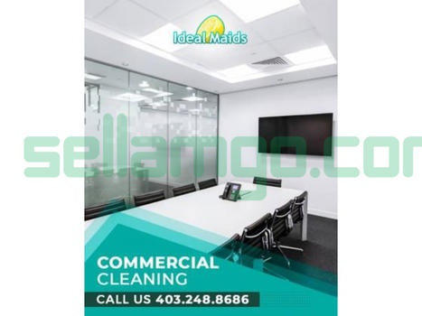 The Best Service in Commercial Cleaning ...