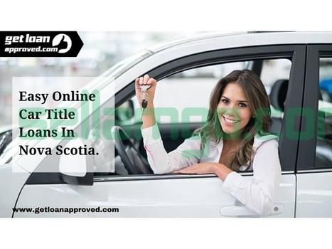 Quick And Easy Online Car Title Loans In...
