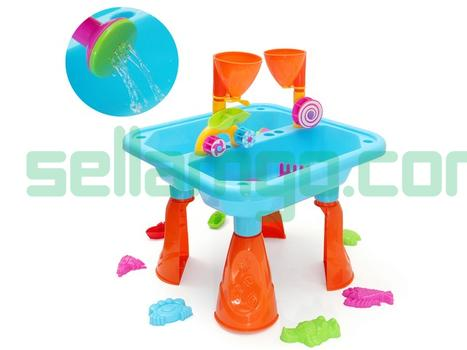 Kids Outdoor Sand and Water Children Act...