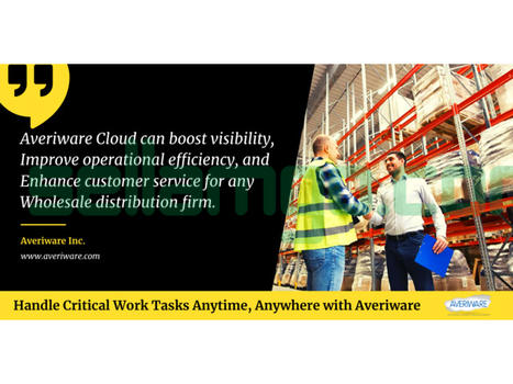 Affordable Cloud ERP System for the dist...
