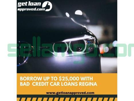 Get The Affordable Bad Credit Car Loans ...