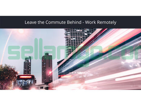 Tired of Commuting? Build Your Business ...