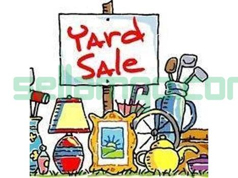 Giant Garage Sale and Fundraiser