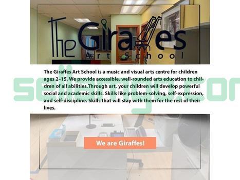 Art School The Giraffes