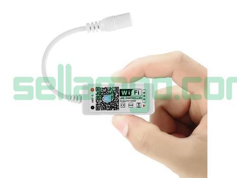 ARILUX® SL-LC 01 Super Mini LED WIFI Sma...