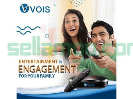 VOIS IPTV: Offering Premium Entertainmen...